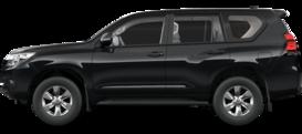 Toyota Land Cruiser Prado 2.8d AT6 (177 л.с.) 4WD Комфорт